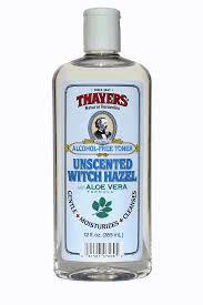 thayer witch hazel