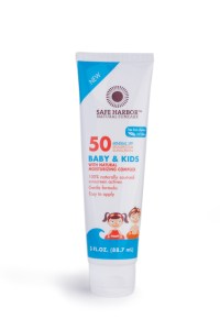 Safe Harbor BABY AND KIDS SPF 50