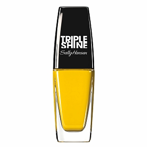 Sally Hansen Triple Shine Nail Polish Lemon Shark
