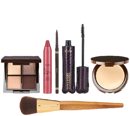 tarte basics set qvc