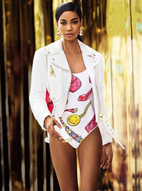 chanel-iman-glamour-spain-1