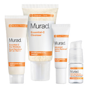 murad radiant renewal travel size skin care