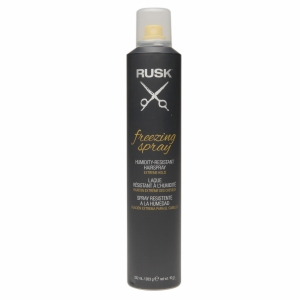 Rusk Freezing Spray Humidity-Resistant Hairspray Extreme Hold