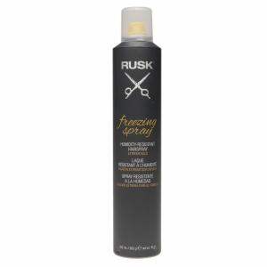 Rusk Freezing Spray Humidity-Resistant Hairspray Extreme Hold
