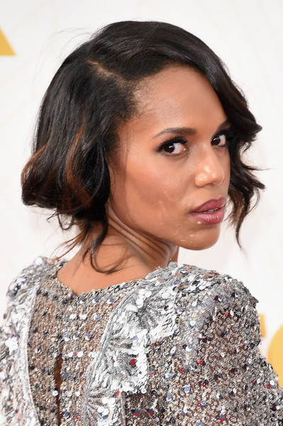 Kerry+Washington+67th+Annual+Primetime+Emmy faux bob