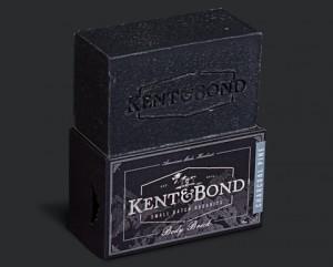 kent and bond charcoal pine