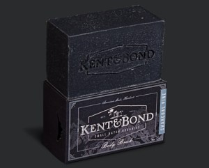 kent and bond charcoal pine