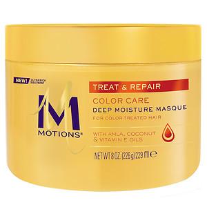 Motions Treat & Repair Color Care Deep Moisture Masque