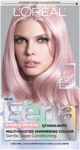 Feria Pastels - Smokey Pink
