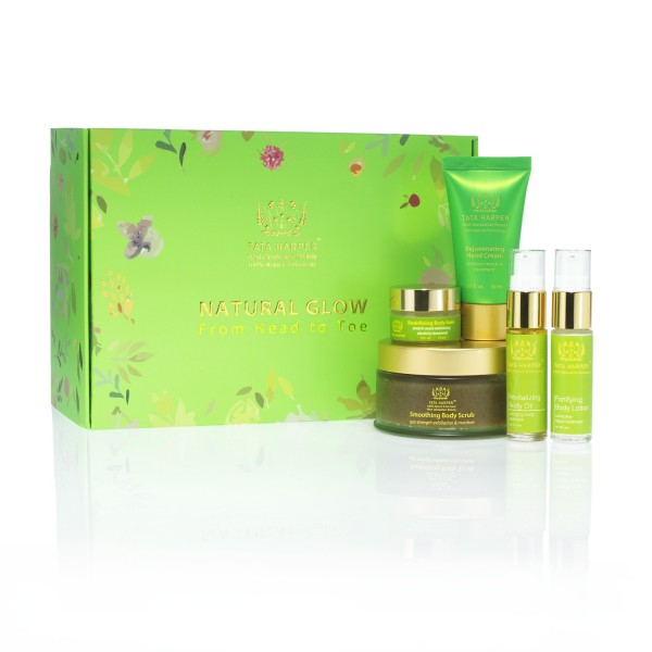 Tata Harper Natural Glow from Head to Toe