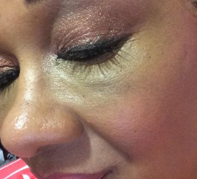 makeup revolution affirmation swatch 4