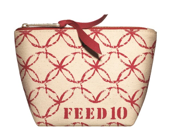 Red FEED Pouch
