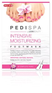 PediSpa Intensive Moisturizing Foot Mask