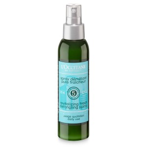 L'Occitane Aromachologie Revitalizing Fresh Detangling Spray