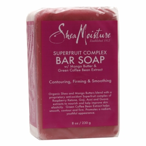SheaMoisture Bar Soap Super Fruit