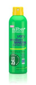 alba botanica very emollient sunscreen spf 35