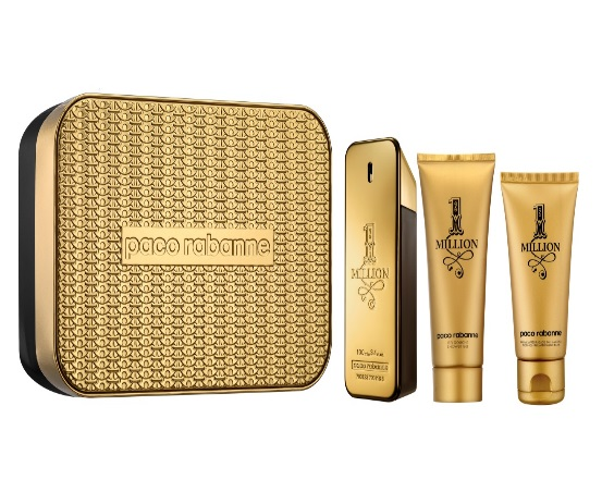 Paco Rabanne 1 Million Cologne Father's Day Set