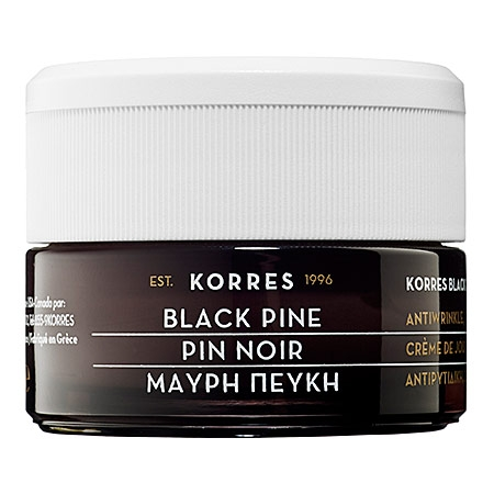 korres-black-pine-firming-lifting-antiwrinkle-night-cream