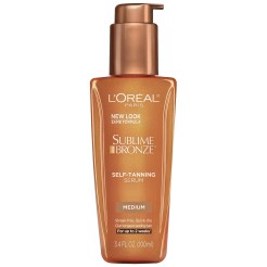 loreal paris self tanner
