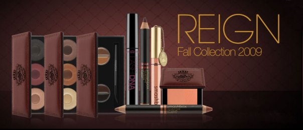 Smashbox REIGN Collection