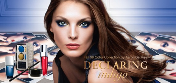 Lancôme Fall Co.lor 2009 Declaring Indigo