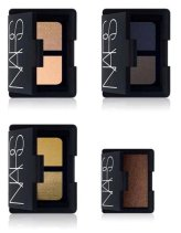NARS Fall 2009 Eyeshadow Duos and Single