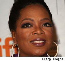 Oprah photo courtesy of Getty Images