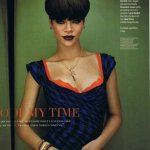 Rihanna -- Photo from Essence