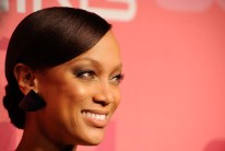 Tyra Banks 2-23 at The CW: It's a Reality Getty Images