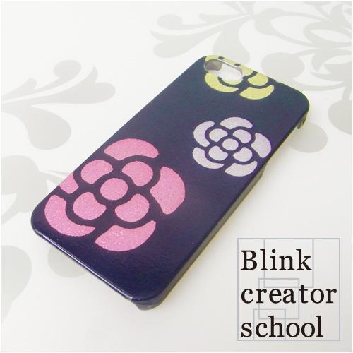 iphone5ケースデコレーション
