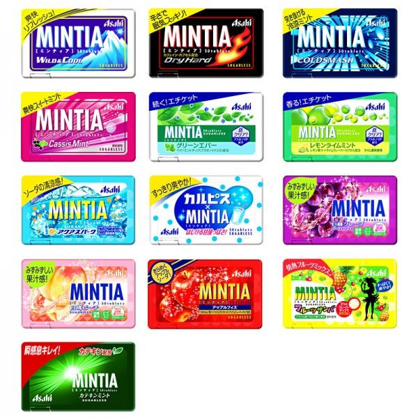 mintia/ミンティアの味