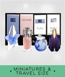 Shop Miniatures & Travel Size