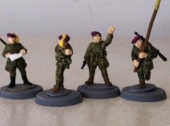 Carlists from Empress, different paint scheme.