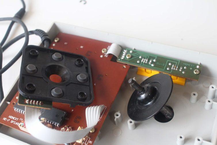 Honest XE-7 SFC.MD joystick parts