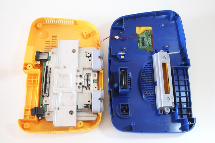 Inside the Pikachu N64