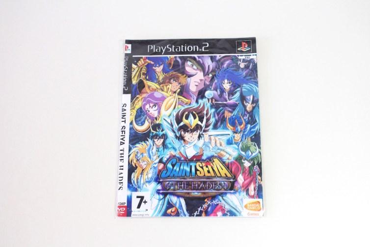 A bootleg SP2 game cover