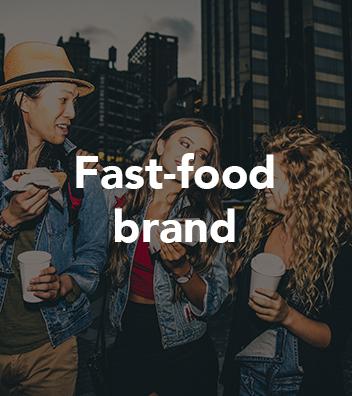 Blis fast food brand case study image