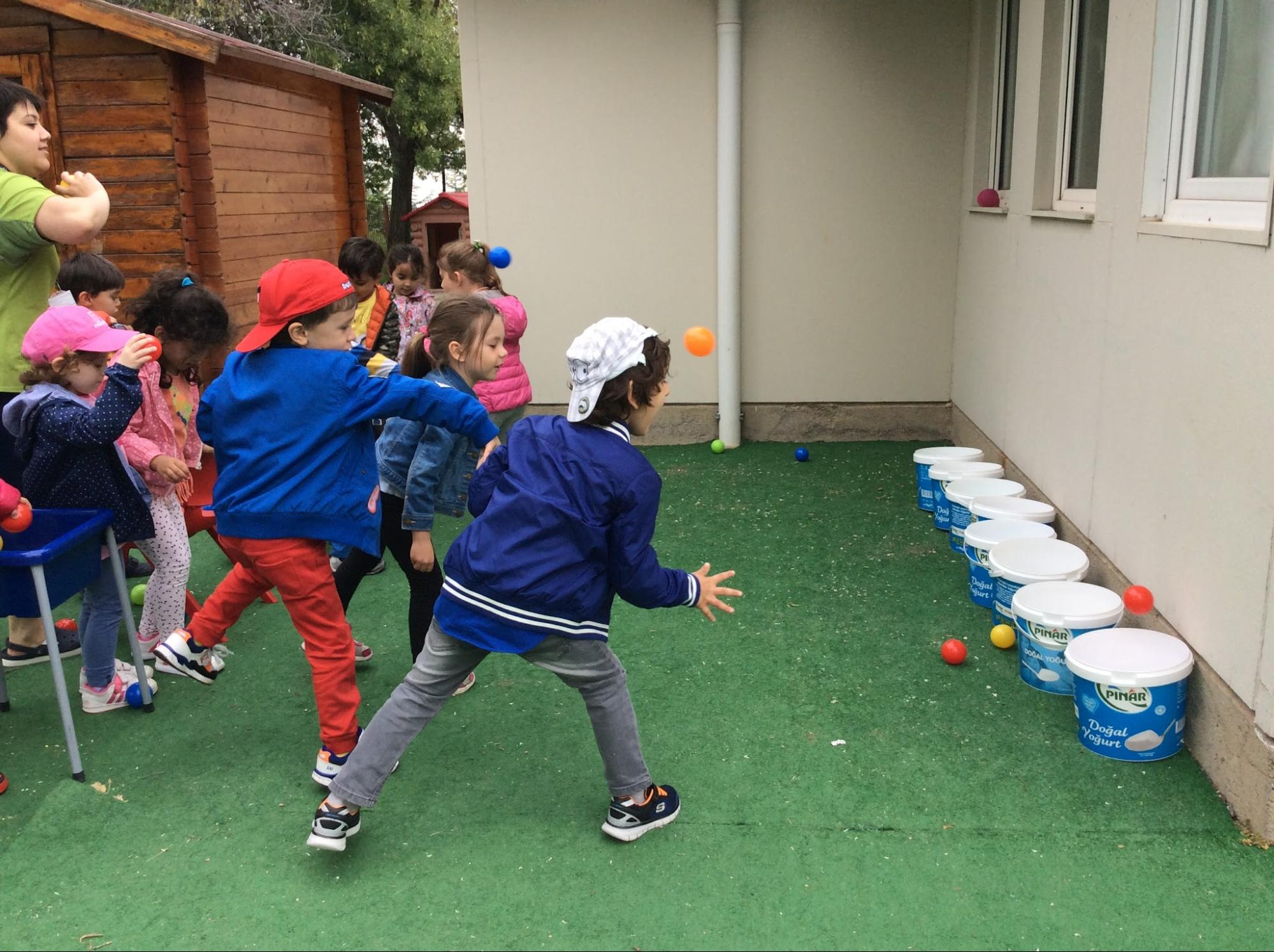 Ataturk Youth And Sports Day In Pre Kindergarten Blis