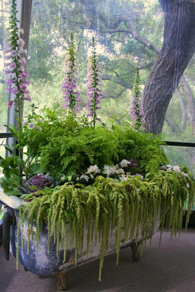 Tips 15 planter ideas 7 10 ไอเดียกระถางต้นไม้จากของใกล้ตัว