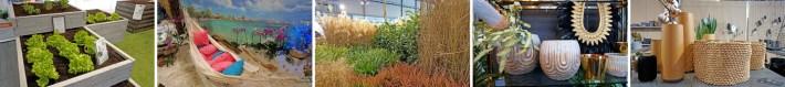 Wiosenne inspiracje do domu i ogrodu - Targi Gardenia 2019