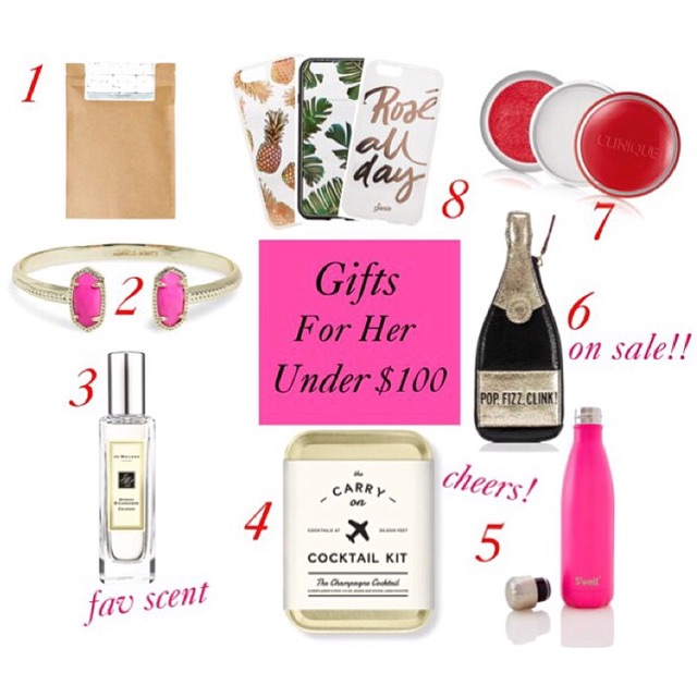 Valentine's Day Gift Guide: For Her