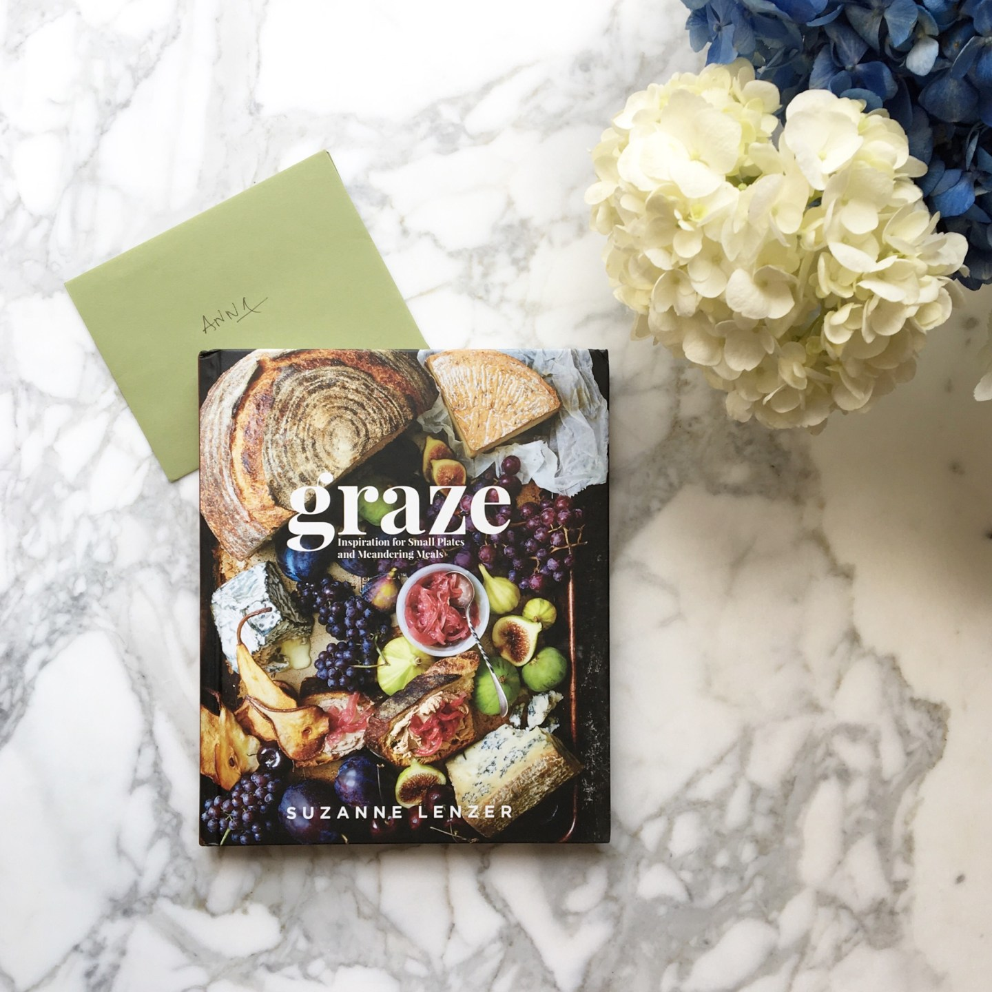 Cookbook Giveaway: Graze