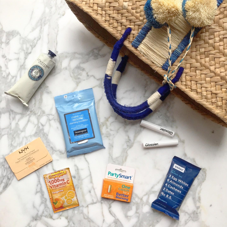 My Seven Handbag Essentials