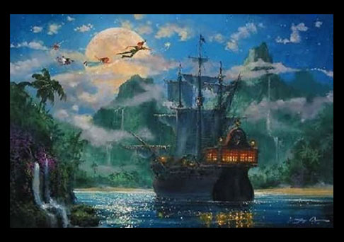 In Defense of Peter Pan, and Learning Drums at Any Age