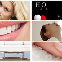 Lo que desconoces del AGUA OXIGENADA... ¡Enfermedades que puedes prevenir o sanar!