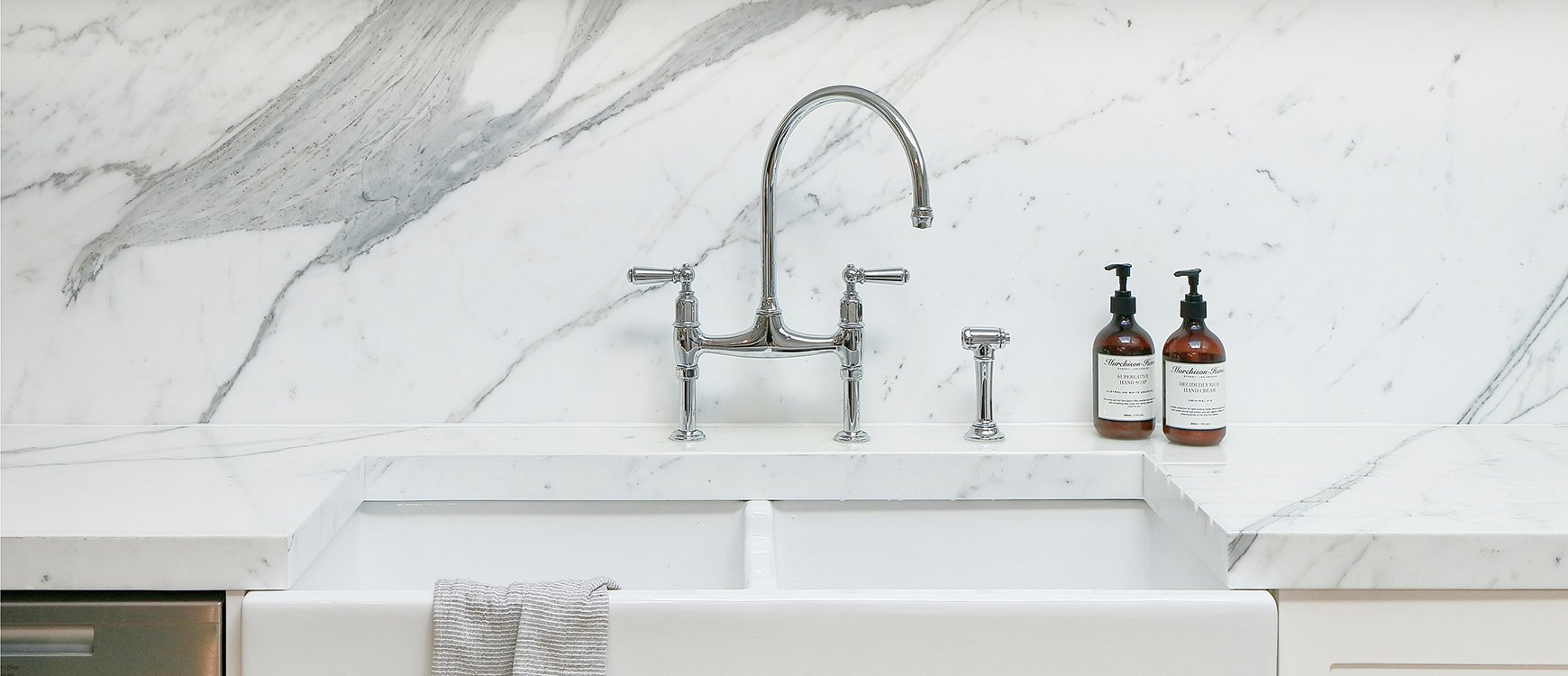 rohl perrin and rowe bridge ionian kitchen faucet w side spray u 4718 u 4719