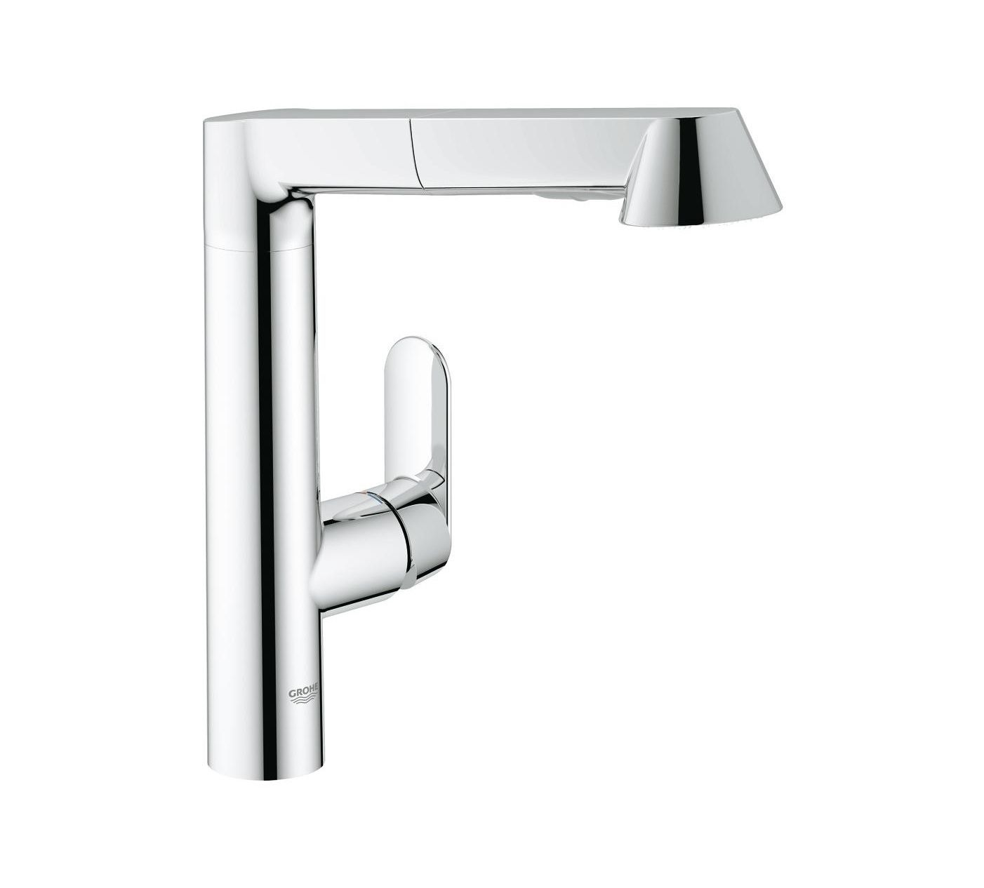 grohe kitchen faucet k7 32178000 dco supersteel
