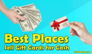 Best Places to Sell Gift Cards for Cash Instantly