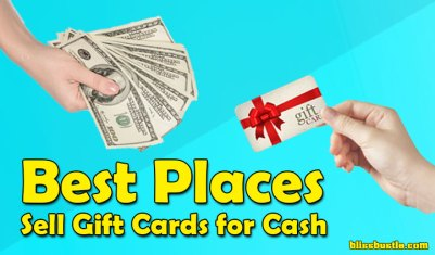 Best Places to Sell Gift Cards for Cash Instantly- sell gift cards instant payment
