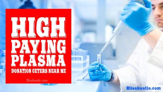 Best Plasma Donation Centers near Me